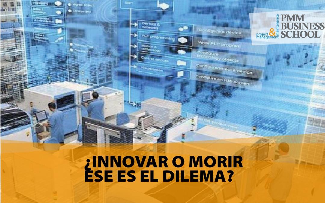 Estudio para definir la hoja de ruta orientada a asegurar la contribución del mantenimiento dentro de la gestión de activos ¿Innovar o morir ese es el dilema?