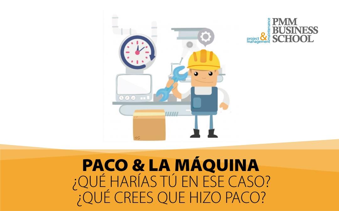 Artículo: Paco & La Máquina